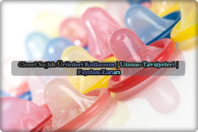 Cinsel Sağlık Ürünleri