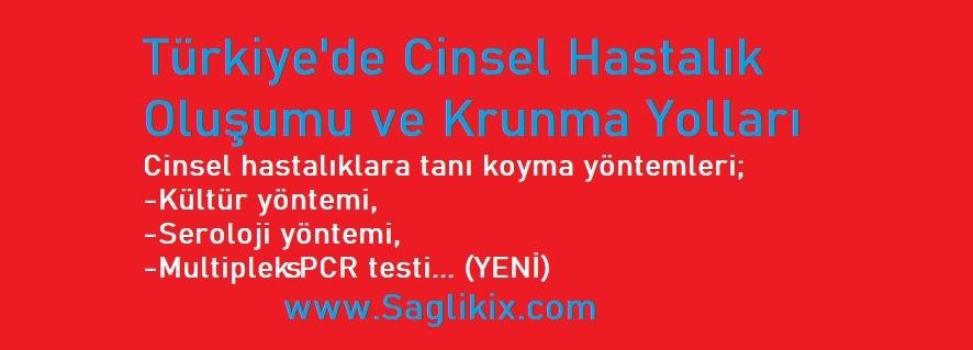 Türkiye'de cinsel hastalık oluşumu ve korunma yolları